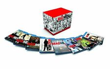 MAD MEN 1-7 THE COMPLETE SEASON 1 2 3 4 5 6 7 FINAL BLU-RAY BOX ENGLISCH