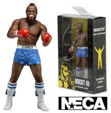 Action Figure Clubber Lang blue trunks serie 1 40th Anni. Rocky III 7-Inch Neca