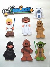 3D-U Pick - CM10 Star War Pokemon Mario Potato Head Scrapbook Card Embellishment