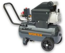Compressore 25 litri HP 2 Monofase Kw 1,5 200 lt/min 200 lt/min