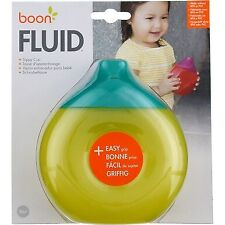Boon Fluid Sippy Cup, Blue/Green, 10 oz