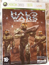 HALO WARS limited edition collector | XBOX360 Ed. UK