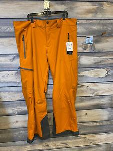 Men's Obermeyer Force Ski Snowboard Pant color Canyon size xx-large 2XL