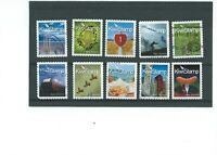 World Stamps: NEW ZEALAND - 2009 Kiwi stamps (Lot 2995)