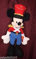 New listing Disney Store Exclusive Disney Nutcracker Mickey Mickey Mouse Holiday 2002 Toy