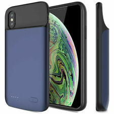 6000mAh ForiPhone XS Max Portable Battery Charger Case Power Bank Charging Pack