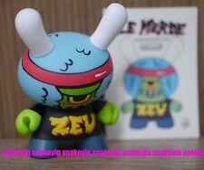 "Kidrobot Dunny 3""2011 Series Bangal Price cyclops Zev by Le Merde 1/20 Vinyl"