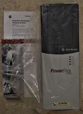 New Allen-Bradley PowerFlex 700 3 HP 20BD5P0A0AYNANC0 480 VAC 6.005 Firmware