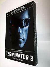 Terminator 3. Le macchine ribelli (2003) DVD Arnold Schwarzenegger