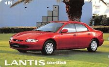 Telecard Auto Cars : Mazda Lantis 4 doors sedan art: cars0017