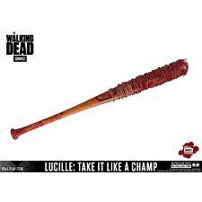 The Walking Dead Lucille Bloody Baseball Bat Replica Negan Jeffrey Dean Morgan