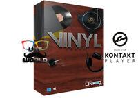 StudiolinkedVST - Vinyl Touch VST for KONTAKT eDelivery