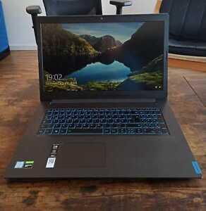 Lenovo IdeaPad L340 Gaming 17 Zoll Full HD,512 SSD Hard Drive, 8GB RAM,CPU i7 9t