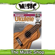 Ukulele Beginner Sheet Music & Song Books