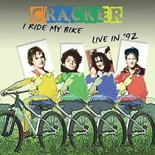 CRACKER – I RIDE MY BIKE, LIVE '92 (NEW/SEALED) CD