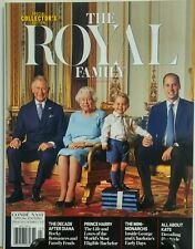 Conde Nast The Royal Family Queen Elizabeth Prince Charles  FREE SHIPPING sb