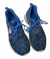 Nike Boys Blue Roshy One Sneakers size 6 Orig.$79