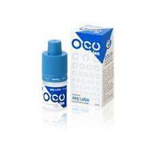 OCULEN Homoeopathic Drops For Dry Tired Eyes, Redness Irritation, Strain 10ml