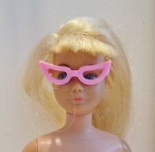 Mattel Fits Barbie Francie Skipper Pink Cat Eye Eyeglasses Glasses #8