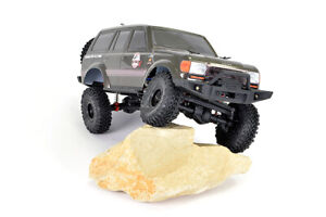 Ftx Outback Mini X Lc90 1:18 Trail Ready-To-Run Grey FTX5521GY