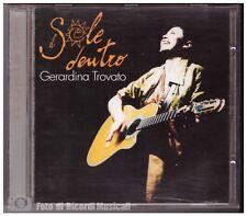 GERARDINA TROVATO - IL SOLE DENTRO CD 1997