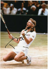 BJORN BORG - Signed 12x8 Photograph - SPORT - TENNIS
