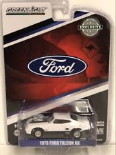 1973 Ford Falcon XB White 1:64 Scale Greenlight 30042