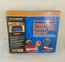 Linksys Befsr41 4-Port 10/100 Wired Router v4.2