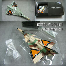ISREAL Mirage III 1/72 diecast  plane model aircraft FALCON