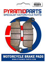 Honda CN250 (MF02) Fushion / X / Special 2003 front brake pads