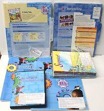 Gear Up,Ell Fluency Kit: Grade 2-3 Guided Reading,ELL Lesson Plans,DVD,Books (1)