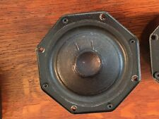 "Philips octagon 5"" sealed back cup midrange - Infinity Qb and other speakers"