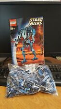 Lego Technic Super Battle Droid (8012) instrucciones completas Inc