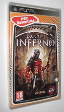 DANTE'S INFERNO - PSP ESSENTIALS - italiano --- SIGILLATO