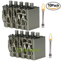 Lot10 Instant Survival Magnesium Fire Starter 15,000 Matches in One