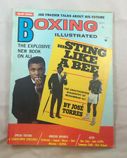 December 1971  Muhammad Ali    Boxing Illustrated Magazine Vintage
