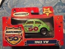 Matchbox 50th Anniversary 1962 VW