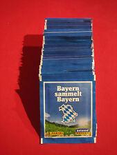 Panini Bayern sammelt Bayern - 50 Tüten - 250 Sticker TOP