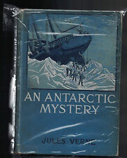 AN ANTARCTIC MYSTERY   JULES VERNE