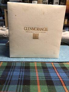 Glenmorangie - Reisepacket - 4 X 0,1 Liter - Sammlerstück - Ausverkauft