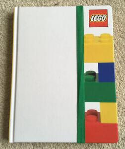 Lego A5 Hardback Lined Notebook - New