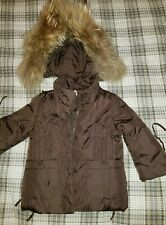 ELSY Baby girls winter coat / puffer. Made in Italy. 6-12M