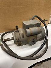 Dewalt Radial Arm Saw Motor 2hp 3450 Rpm 115230 Volts Single Phase Em 203