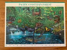 US Stamps SC# 3378 Pacific Rain Forest sheet of ten 33c stamps MNH 2000