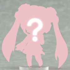 Vocaloid 3'' Sakura Miku Hatsune Miku Renewal Nendoroid Petite Trading Figure
