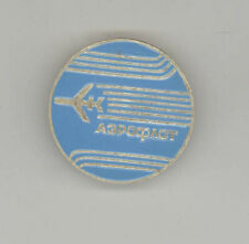 VINTAGE AEROFLOT Aviation PIN Pinback RUSSIA Soviet Union CCCP USSR Airlines