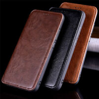 For Xiaomi Redmi 9 8A 8 7A 6A 5 Plus Flip Card Wallet Leather Stand Case Cover
