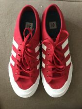 ADIDAS Match Court Shoes - Red/White Size 41