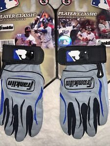 Franklin Player Classic Baseball Batting Gloves  Youth Small