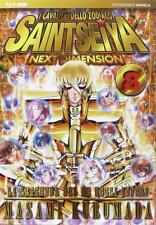 Masami Kurumada SAINT SEIYA NEXT DIMENSION n. 8 J-pop